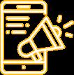 megaphone icon - maxemus Digital Marketing Services
