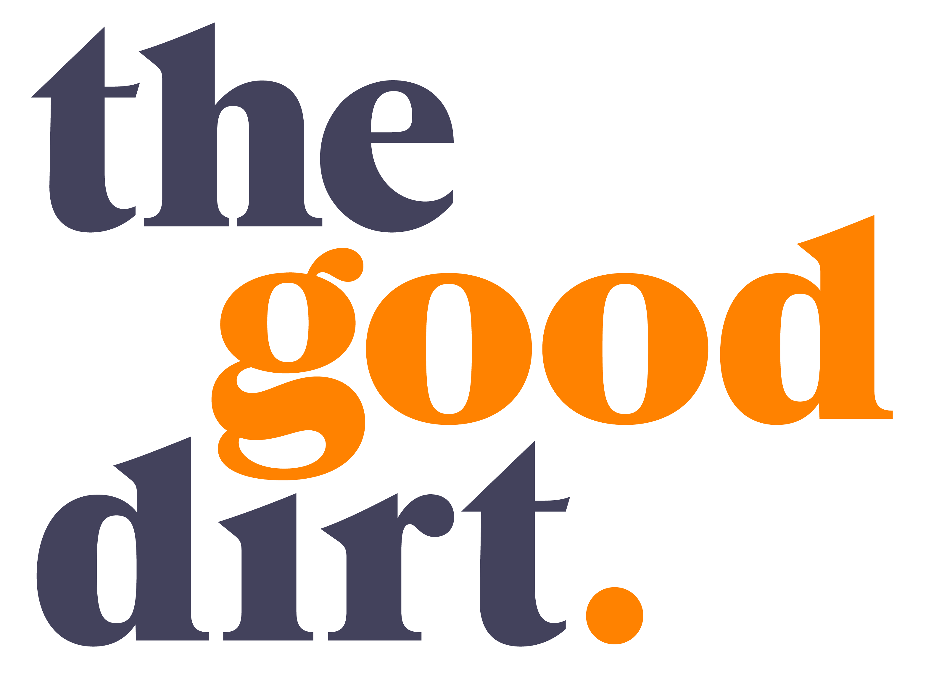 the good dirt - logo