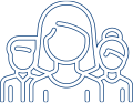 group of people icon - maxemus Digital Marketing